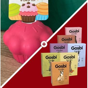 Muffin chargé Gosbi Fresko Dog